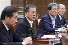 Tổng thống Moon Jae-in công bố 'Thỏa thuận mới' phiên bản Hàn Quốc