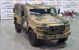 Nga chế tạo thành công xe bọc thép hạng nhẹ VPK-Strela