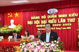 Xây dựng quận Ninh Kiều trở thành đô thị trung tâm của thành phố Cần Thơ