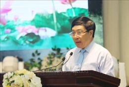 Hội thảo khoa học 'Đồng chí Nguyễn Duy Trinh - Nhà lãnh đạo tiền bối tiêu biểu'