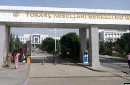 Dịch COVID-19: Chính phủ Turkmenistan ban bố lệnh phong tỏa