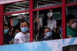 Hong Kong (Trung Quốc) ghi nhận số ca lây nhiễm cộng đồng cao kỷ lục