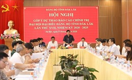 Xây dựng Đắk Lắk xứng đáng vị trí trung tâm vùng Tây Nguyên