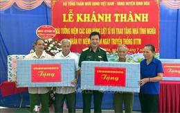 Nhiều hoạt động tri ân tại ATK Định Hóa, Thái Nguyên