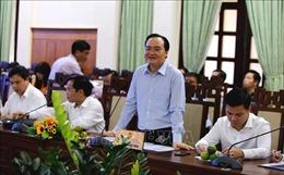 Thừa Thiên - Huế đảm bảo kỳ thi tốt nghiệp THPT an toàn và chất lượng