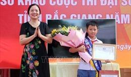 Bắc Giang: Khơi dậy niềm đam mê đọc sách đối với lứa tuổi thanh thiếu nhi