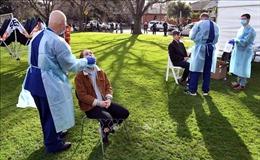 Số ca mắc COVID-19 tiếp tục tăng tại Australia, chủ yếu trong cộng đồng