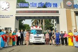 Doanh nghiệp Hoa Kỳ hỗ trợ nâng cao năng lực y tế Thành phố Hồ Chí Minh