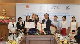 Việt Nam - New Zealand tái ký kết Kế hoạch Hợp tác Chiến lược về Giáo dục