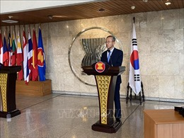 Hàn Quốc cấp 90 suất học bổng 'Đào tạo nhân tài ASEAN'