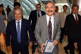 Đại sứ Mỹ, Trung Quốc tại Hàn Quốc thảo luận về quan hệ song phương