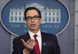 Bộ trưởng Tài chính Mỹ: Sẽ không cắt giảm thuế thu nhập của người dân