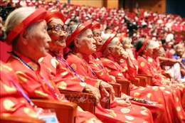 Gặp mặt Bà mẹ Việt Nam anh hùng toàn quốc năm 2020- Những câu chuyện lay động lòng người