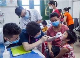 Thái Nguyên khám và phẫu thuật miễn phí cho trẻ em bị dị tật bẩm sinh