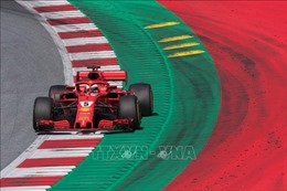 Dịch COVID-19: Giải đua xe F1 hủy các chặng đua ở Bắc Mỹ