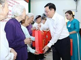 Chăm sóc thương binh, thân nhân liệt sĩ là nhiệm vụ chính trị quan trọng hàng đầu của Hà Nội