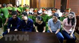 Vụ án ma túy do Văn Kính Dương cầm đầu: Tuyên 5 án tử hình