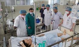Thăm hỏi gia đình các nạn nhân vụ TNGT đặc biệt nghiêm trọng tại Quảng Bình