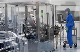 Nga thảo luận về sản xuất vaccine ở Trung Quốc