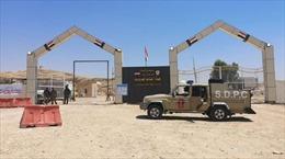 Mở lại cửa khẩu biên giới giữa Iran - Iraq