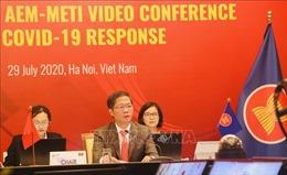 Hội nghị Bộ trưởng Kinh tế ASEAN - Nhật Bản: Thông qua kế hoạch hành động phục hồi kinh tế
