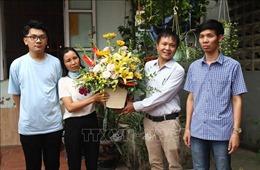 Cậu học trò nghèo Bắc Ninh và tấm Huy chương Đồng Olympic Vật lý châu Âu