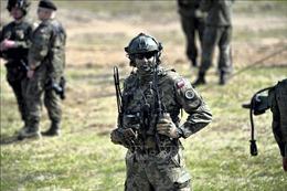 Bộ Quốc phòng Ba Lan xác nhận Mỹ sẽ tăng cường binh lính tới nước này