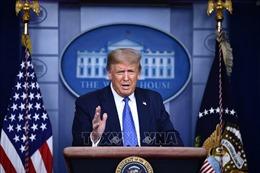 Bầu cử Mỹ 2020: Tổng thống D. Trump bất ngờ đề xuất hoãn bầu cử