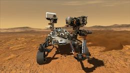 NASA phóng tàu thăm dò Perseverance lên Sao Hỏa