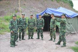 Đồn Biên phòng Tân Thanh ngăn chặn xuất nhập cảnh trái phép