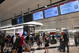 Từ 0 giờ ngày 11/8, người nhập cảnh Singapore phải đeo thiết bị theo dõi, tự cách ly