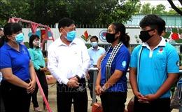 Vĩnh Long: Phát huy sự xung kích của tuổi trẻ trong hoạt động tình nguyện