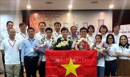Lý Hải Đăng và hành trình đạt kết quả vượt trội tại kỳ thi Olympic Hóa học quốc tế 2020