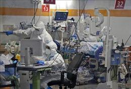 Israel thêm khoảng 1.700 ca mắc, 8 ca tử vong do COVID-19 trong 24 giờ