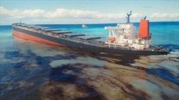 Mauritius cảnh báo nguy cơ ô nhiễm do dầu rò rỉ từ tàu hàng cỡ lớn