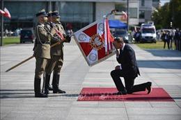 Đương kim Tổng thống Ba Lan tuyên thệ nhậm chức nhiệm kỳ 2
