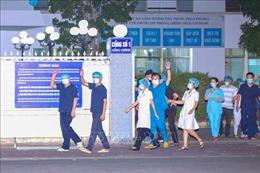 Bệnh viện C Đà Nẵng được gỡ lệnh phong tỏa