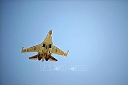 Nga điều tiêm kích đánh chặn máy bay ném bom chiến lược của Mỹ trên biển Okhotsk