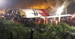 Số người thương vong tăng cao trong vụ tai nạn máy bay tại Ấn Độ