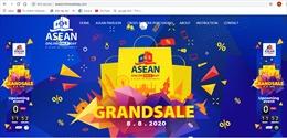 Khởi động ngày mua sắm trực tuyến ASEAN