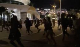 Hoảng loạn do tin đồn nhảm khiến 44 người bị thương tại Pháp