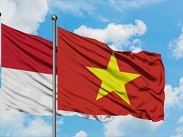 Công bố giải thưởng thi Thiết kế logo nhân 65 năm quan hệ ngoại giao Việt Nam-Indonesia