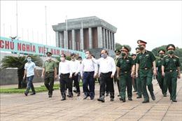 Thủ tướng đồng ý mở cửa trở lại đón khách vào Lăng viếng Chủ tịch Hồ Chí Minh từ 15/8