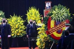 Gần 660 đoàn trong nước và quốc tế đến viếng nguyên Tổng Bí thư Lê Khả Phiêu