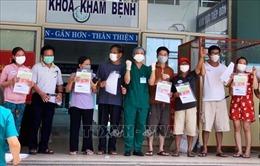 Thêm 10 bệnh nhân mắc COVID-19 ở Đà Nẵng xuất viện