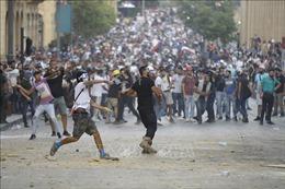 Vụ nổ Beirut - 'Giọt nước tràn ly'