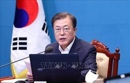 Dịch COVID-19: Tổng thống Hàn Quốc đưa ra 4 chỉ thị quan trọng ứng phó dịch bệnh