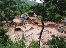 Lũ quét gây thiệt hại nghiêm trọng tại huyện Nậm Pồ, Điện Biên