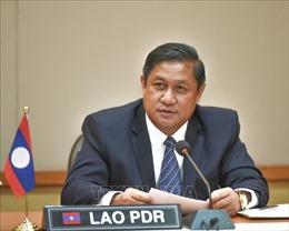 Đại sứ Lào đánh giá cao Việt Nam đóng góp cho các mục tiêu, sáng kiến và dự án hợp tác trong ASEAN