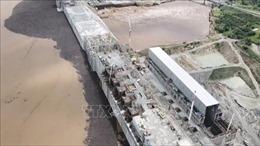 Vòng đàm phán mới về đập thủy điện Đại Phục Hưng